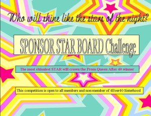 Sponsorship Starboard Challenge is open to all members and non-members