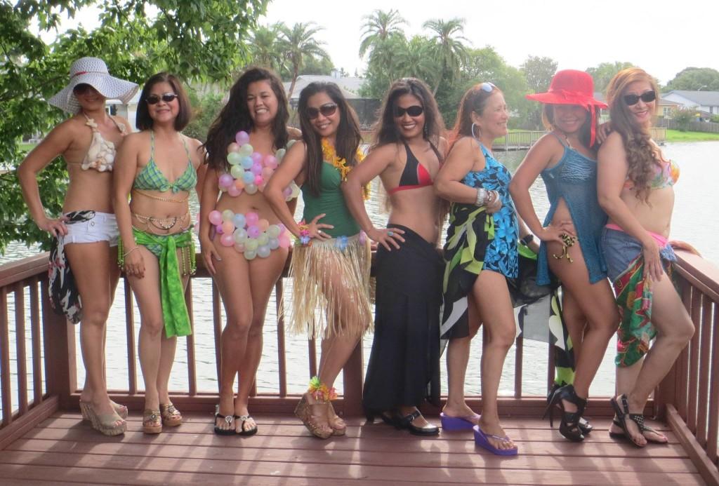 Wet N' Wild Contestants