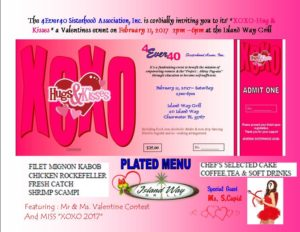 XOXO Invitation