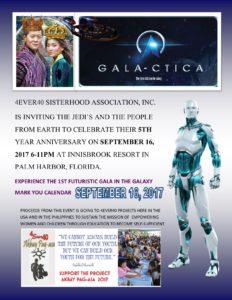 Invitation Flyer for sponsorship